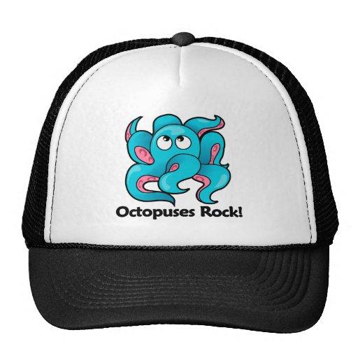 Octopuses Rock! Trucker Hat