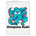 Octopuses Rule! Cards