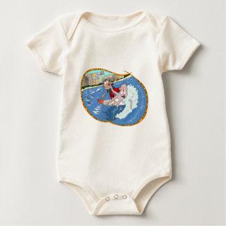 octopuss baby bodysuit