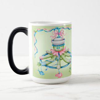 OCTOPUSS  BABY CARTOON Morphing Mug
