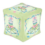 OCTOPUSS BABY COTTON Cubed Pouf (LARGE) 2