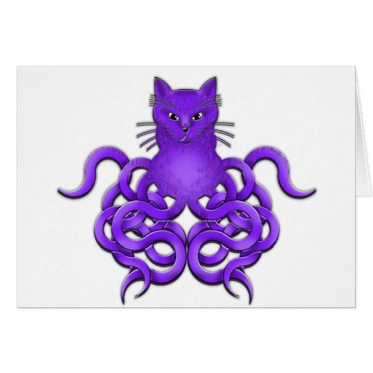 OCTOPUSSY CARD