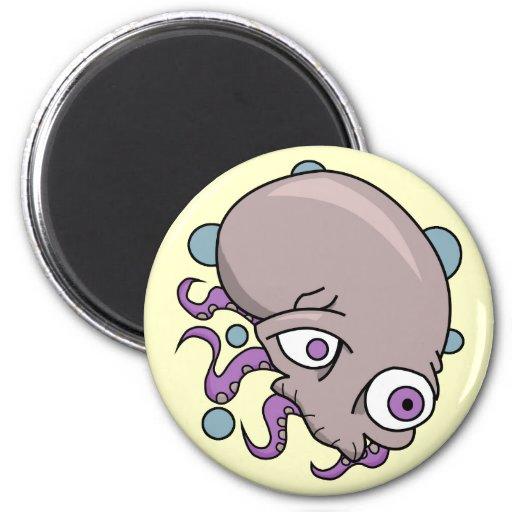 Octoskryll Magnet