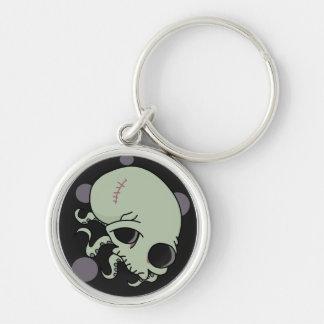 Octoskull Keychain