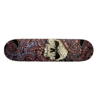 Octoskull Skateboard Deck