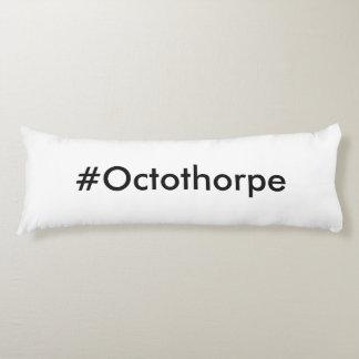 #Octothorpe pillow