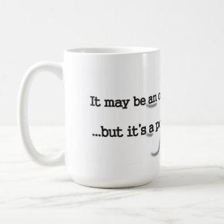 Octothorpe, pound, hash - mug