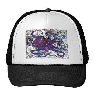 octpus! trucker hat
