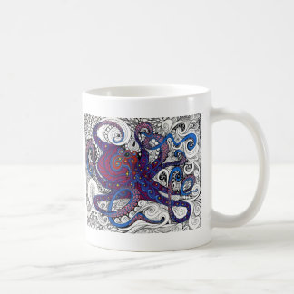 octpus! mug