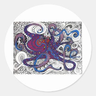 octpus! stickers