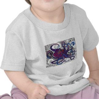 octpus! t shirt