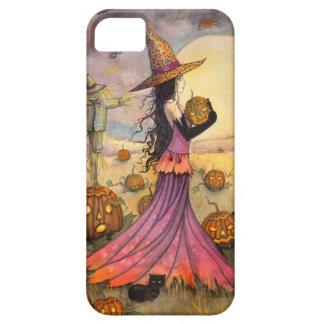 Octubre coloca la cubierta del iPhone 5 de la bruj iPhone 5 Funda
