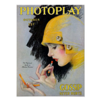 Octubre Photoplay Poster
