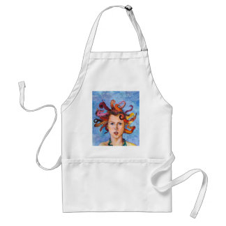 Octupi My Mind Adult Apron