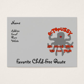 Octuplet Breeding Machine Business Card