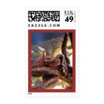 Octupus Stamps