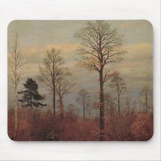 Oculi, 1894 mouse pad