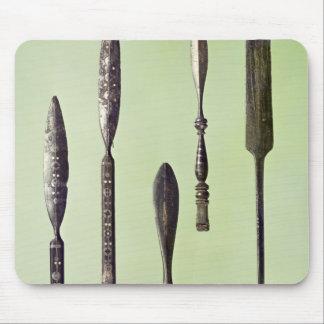 Oculist's instruments, c.270 mouse pad