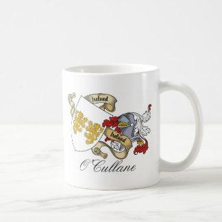 O'Cullane Family Crest Coffee Mug