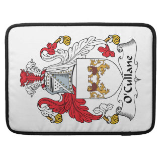 O'Cullane Family Crest Sleeves For MacBook Pro