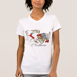 O'Cullinan Family Crest T Shirts