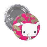 Ocultación de Bunneh pi (impresión rosada del wash Pins
