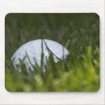 ocultación de la pelota de golf alfombrilla de raton