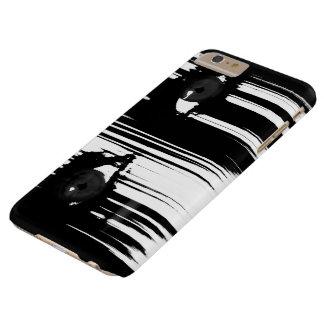 Ocultación detrás del dolor funda de iPhone 6 plus barely there
