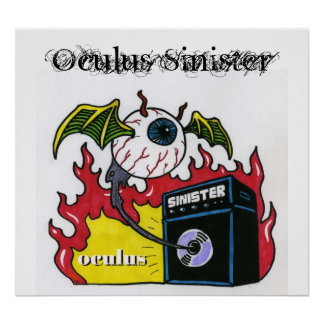 Oculus Sinister, Oculus Sinister Poster