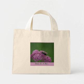 Ocupado como tote de la playa de la abeja… bolsas de mano