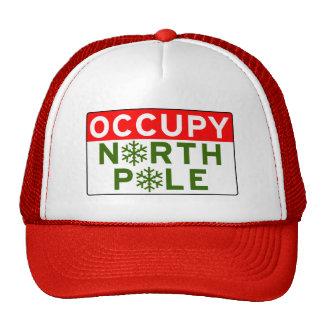 Ocupe a Polo Norte Gorra