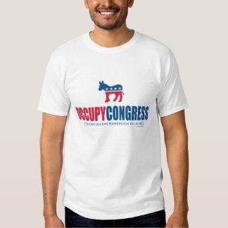 Ocupe al congreso - Demócrata Poleras