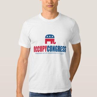 Ocupe al congreso - GOP Poleras