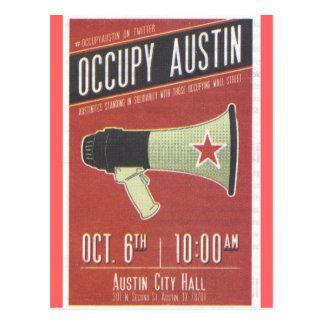 Ocupe Austin - ocupe Wall Street Postal