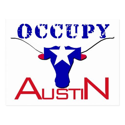 Ocupe Austin Postal