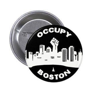 Ocupe Boston Pins