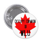 Ocupe Canadá @ WLU - universidad de Wilfrid Laurie Pins