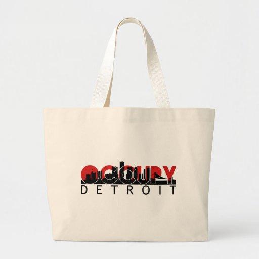 Ocupe Detroit Bolsas