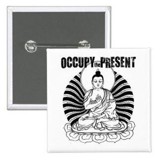 OCUPE el actual botón de Buda