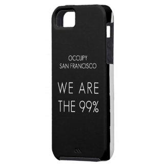 Ocupe el caso del iPhone 5 de San Francisco Funda Para iPhone SE/5/5s