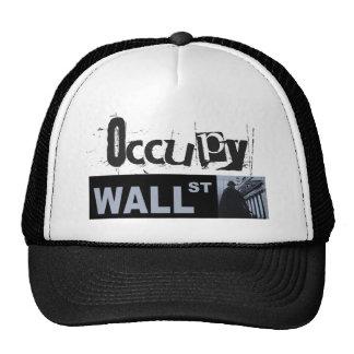 Ocupe el gorra de Wall Street