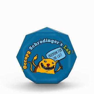 Ocupe el laboratorio de Schrodinger