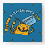 Ocupe el laboratorio de Schrodinger Reloj