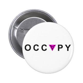 Ocupe el orgullo del transexual de Wall Street Pins