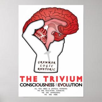Ocupe el Trivium Poster