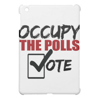 ocupe el voto de las encuestas