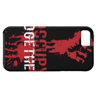 ocupe junto el caso iphone4 funda para iPhone SE/5/5s