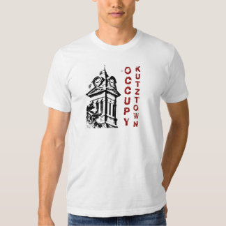 Ocupe Kutztown Camisas