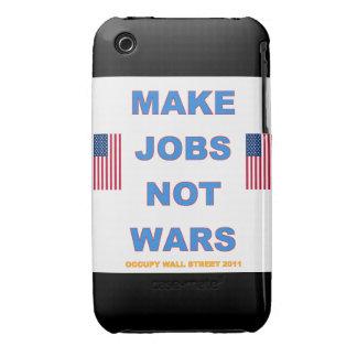Ocupe la caja de la casamata de la curva de Wall iPhone 3 Case-Mate Cárcasas