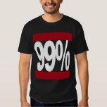 Ocupe la camisa clásica del estilo del hip-hop de